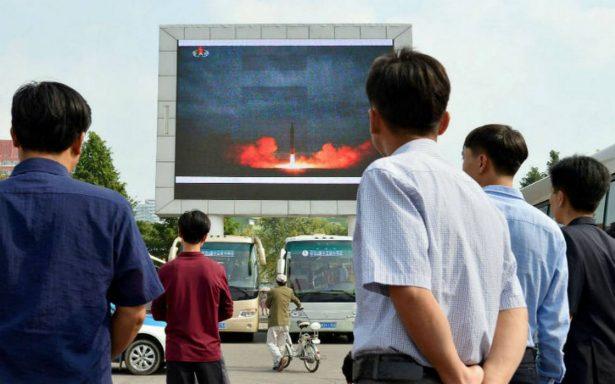 Líderes del mundo condenan sexta prueba nuclear del régimen de Kim Jong-un