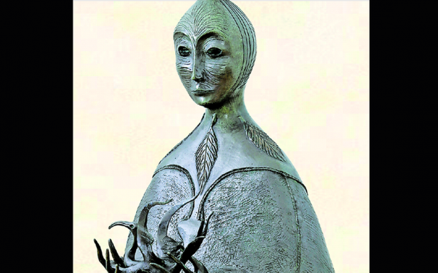 Mundo onírico de Leonora Carrington llega a explanada de Aguascalientes