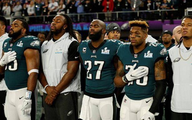 Al menos tres jugadores de los Eagles no irán a la Casa Blanca