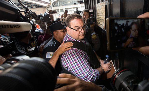 PGR cumplirá su función en caso Duarte, afirma subprocurador
