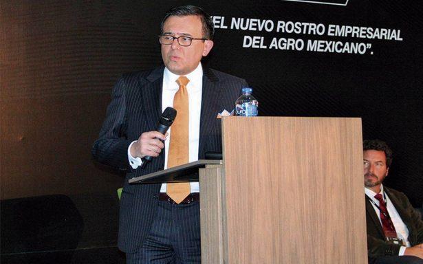 Guajardo rechaza negociar acuerdos del TLCAN en medios