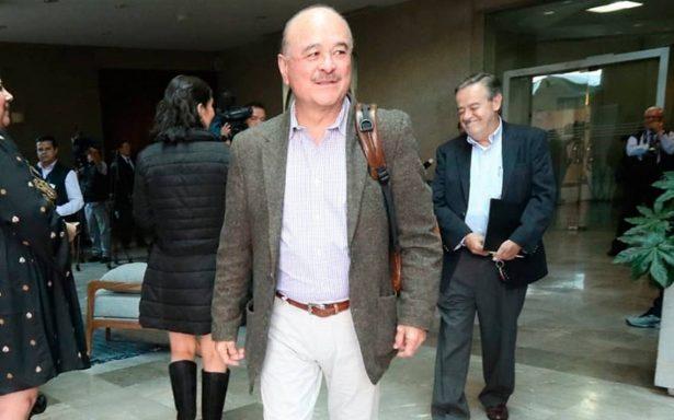 Ruffo Appel asegura que padrón de militantes es confiable para elección de nuevo dirigente del PAN