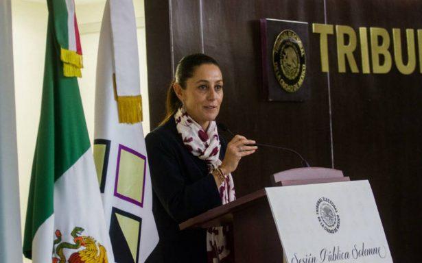 Claudia Sheinbaum a un paso de ser la primera gobernadora en la historia de la CDMX