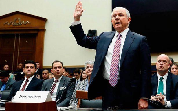 Fiscal Sessions asegura que trató de impedir contactos con Rusia