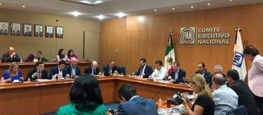 PAN inicia sesión para discutir candidatos y elecciones del 2018