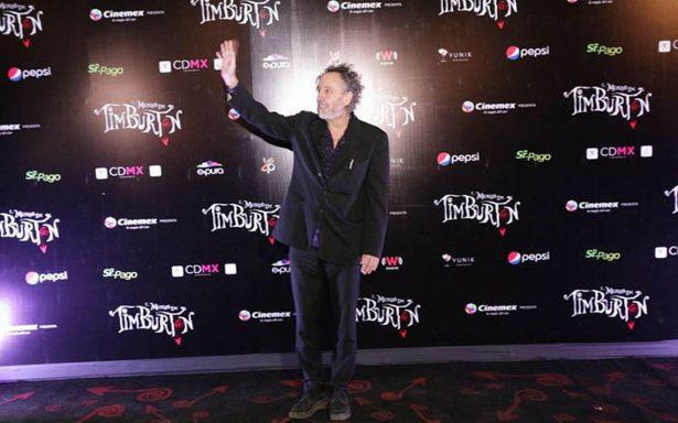 El Mundo de Tim Burton, listo para recibir a los fans