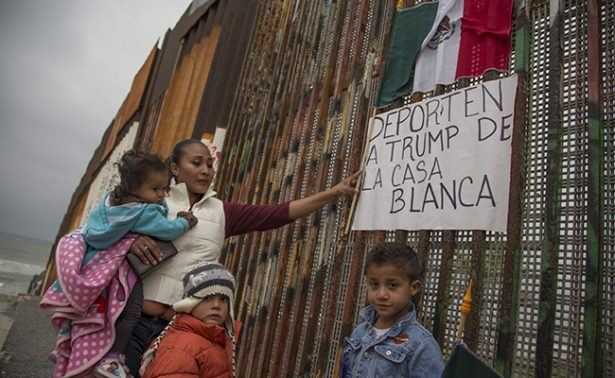 Arrestos de inmigrantes en EU aumentan 40% con gobierno de Trump