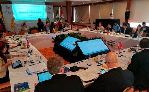 Consejo de ministros de Comercio abre Cumbre de Alianza Pacífico en Cali, Colombia