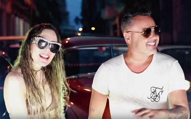 """""""Déjate llevar"""", así suena la tercera colaboración de Belinda y Juan Magán"""