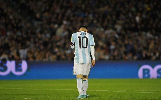 Uruguay y Argentina empataron sin goles en Montevideo