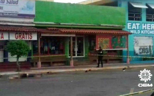 Asesinan a funcionario de California que vacacionaba en Zihuatanejo