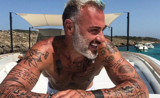 Gianluca Vacchi, el famoso millonario que vive ¡endeudado!