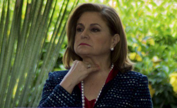 """Arely Gómez defiende uso de Pegasus, """"fue conforme a derecho"""""""
