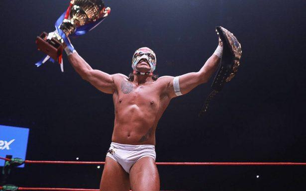 Lucha Libre AAA Worldwide lucha por México