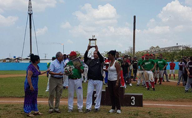 La Secretaría de Desarrollo Social de Sonora nuevo campeón del Torneo Internacional de Beisbol
