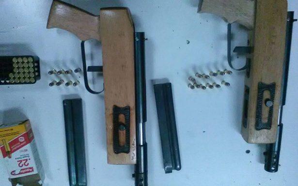Irapuato el municipio de Guanajuato en donde fueron decomisadas más armas de fuego