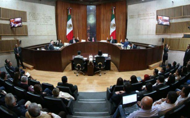 TEPJF declara improcedentes medidas cautelares contra PAN por spot contra periódico