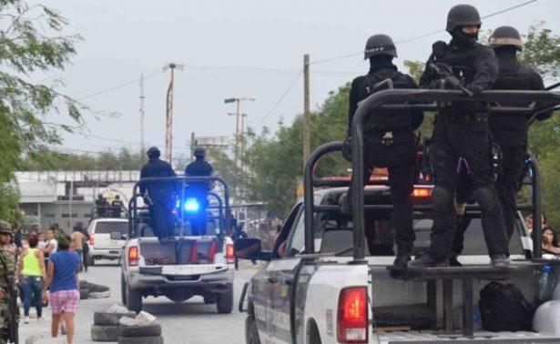 Cuatro civiles son heridos porbalaceras en Tamaulipas