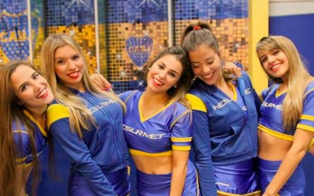 Boca Juniors despide a sus porristas, Las Boquitas, por dar 'mala imagen'