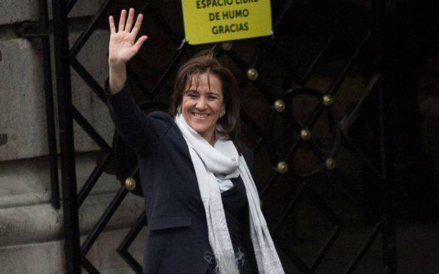 Ya es oficial, Margarita Zavala deja de ser candidata presidencial