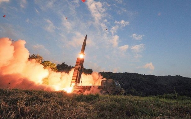 Corea del Norte prepara nuevo lanzamiento de misil, advierte Seúl