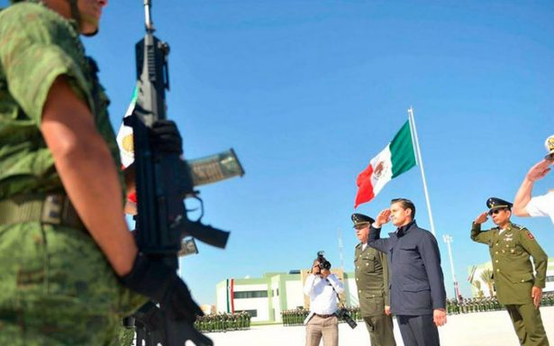 Ley de Seguridad Interior es una imperiosa necesidad: Peña Nieto