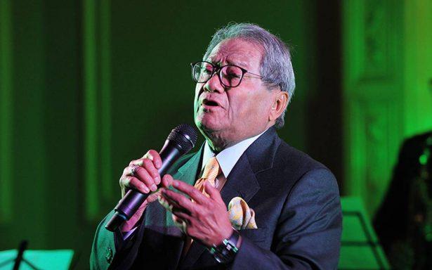 El cantante Armando Manzanero encabeza concierto en Chichén Itzá