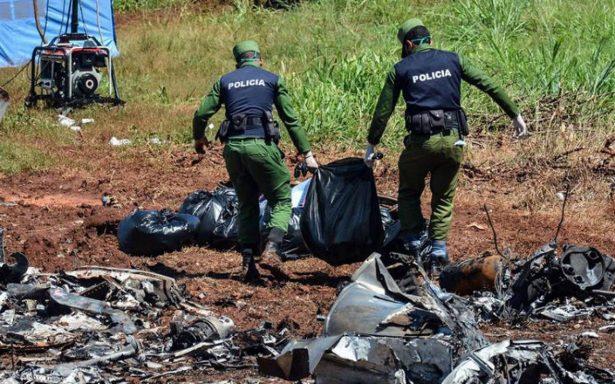 SCT suspende operaciones de empresa dueña de avión accidentado en Cuba