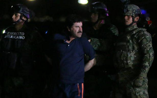 Aplazan audiencia de 'El Chapo' Guzmán en Nueva York