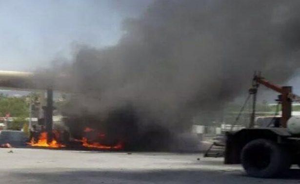 Explota gasera en Escobedo, Nuevo León; hay un herido