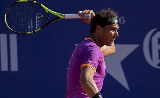 Rafael Nadal avanzó a las semifinales del Abierto de Barcelona