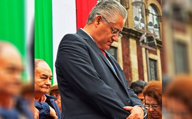 Detienen a Alejandro Vera, exrector de la UAEM