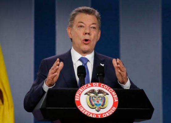 Presidente Santos firmará ley que garantiza a las FARC participar en política