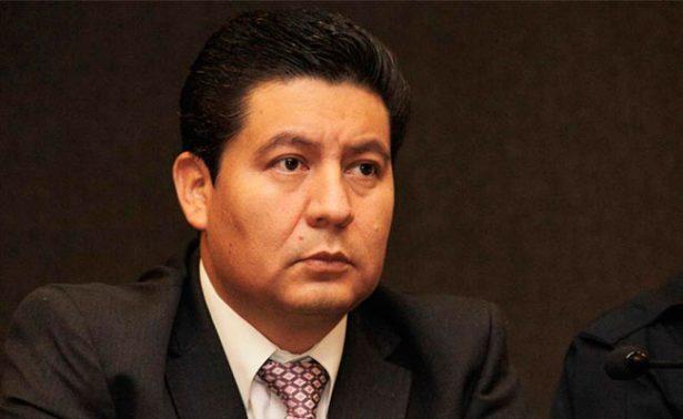Renuncia Héctor Joaquín Carrillo, Fiscal General de Oaxaca