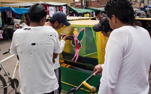 Bicitaxista discute con empleado de Xochimilco y lo asesina con un tubo