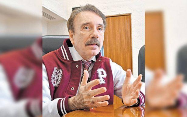 A los candidatos les pido que apoyen la educación: Director del IPN