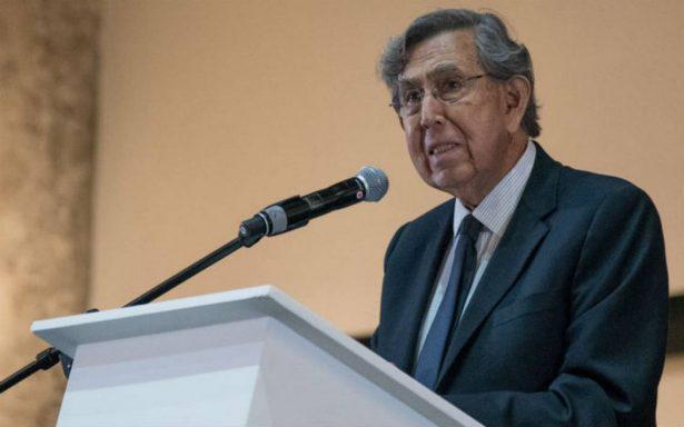 Cuauhtémoc Cárdenas y activistas llaman a la paz en Nicaragua