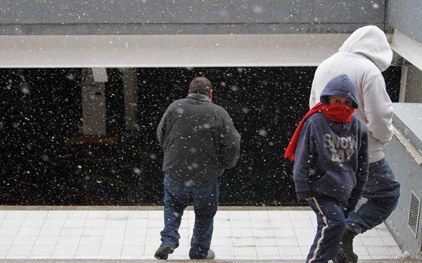 Fríos extremos en México son provocados por el calentamiento global: especialista
