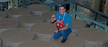 Óscar Valdez, campeón mundial pluma de la WBO en el ESTO
