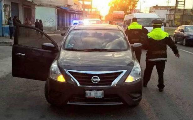 Asesinan a chofer de Uber en Ecatepec