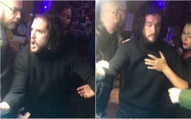 Por mala copa, expulsan de bar a actor de Game of Thrones