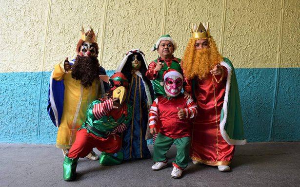 El Sábado en la Arena México celebrán el  Día de Reyes