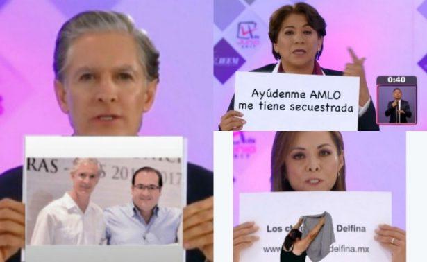 Así transcurrió el primer #DebateEdomex… según los memes