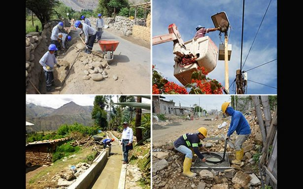 Fondo de Aportaciones para la Infraestructura Social recibe aumento de presupuesto