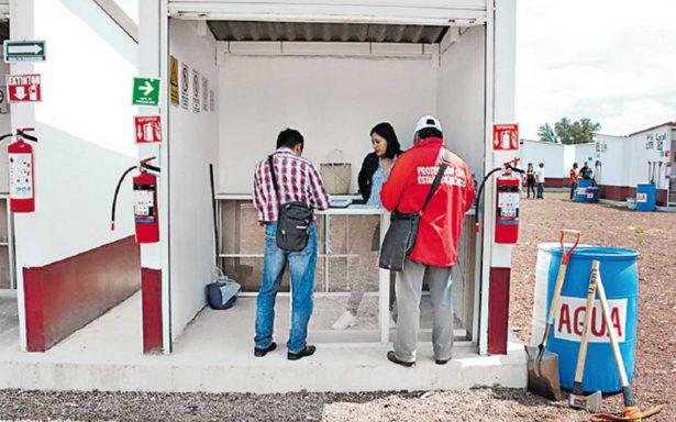 Reabrirán mercado de pirotecnia en Tultepec al concluir barda perimetral