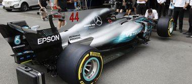 Hamilton buscará remontar a Vettel en Bakú