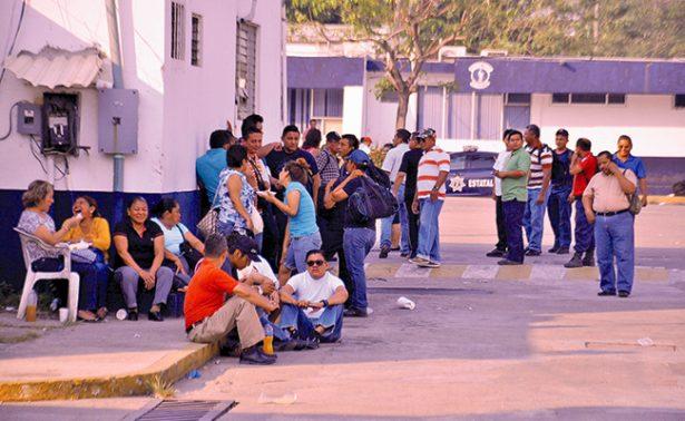 Rechazan acuerdos  policías de Tabasco