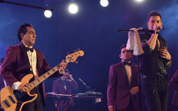 Los Ángeles Azules arrasan en el Auditorio