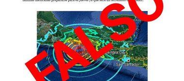 ¿Se aproxima terremoto de 8.7 grados? No te dejes engañar, aquí la información