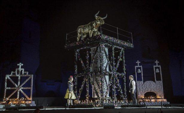 Embajada condena Ópera Carmen por distorsionar la auténtica cultura mexicana